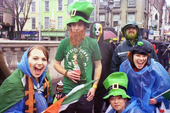 everybody is irish, right