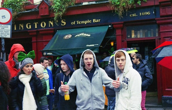 on temple bar